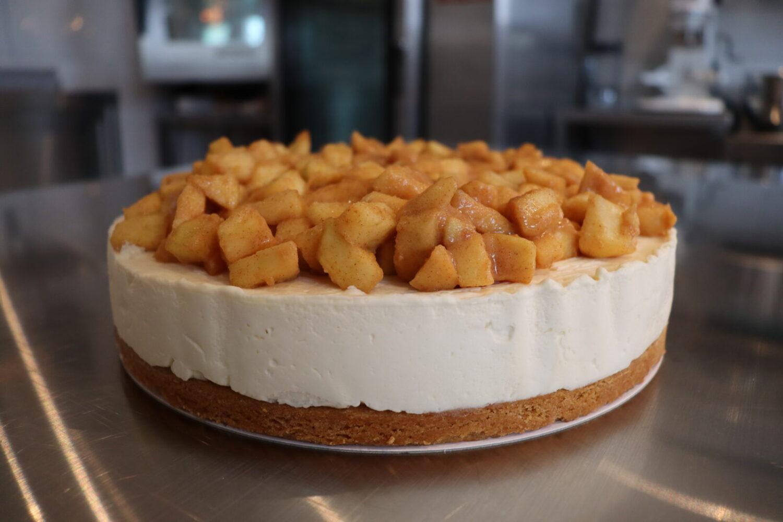 Appelmonchou taart