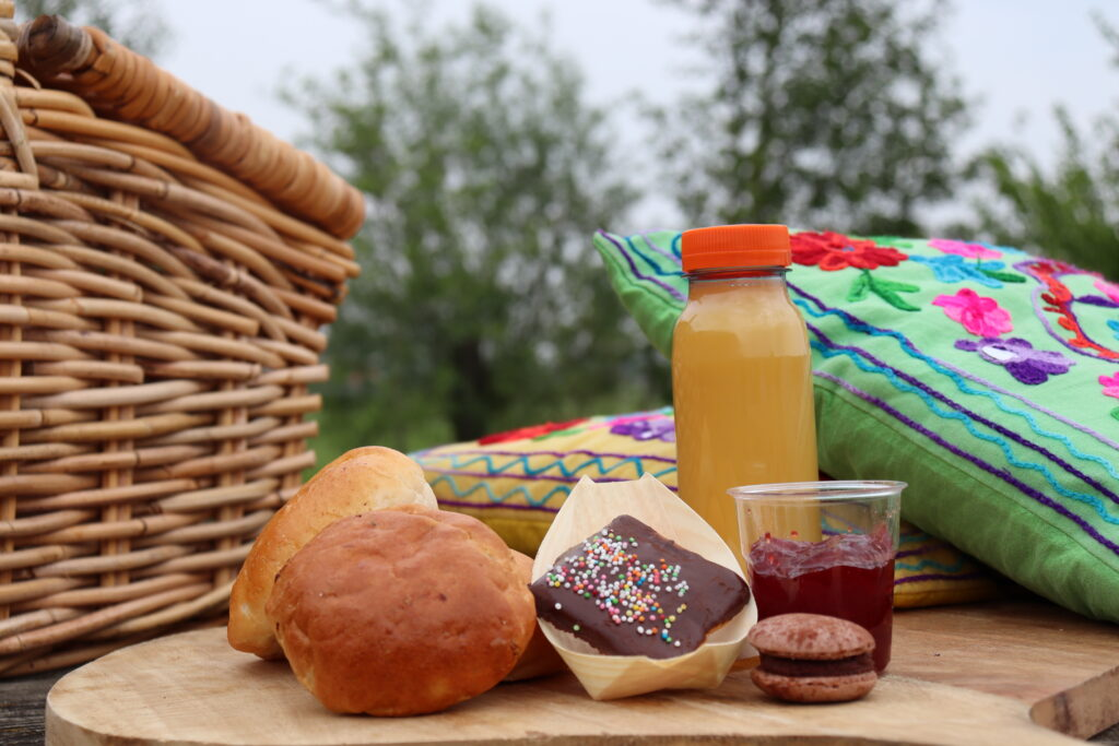Kinder picknick